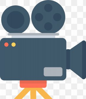 Live HD Video Camera - Video Camera Drawing Icon PNG
