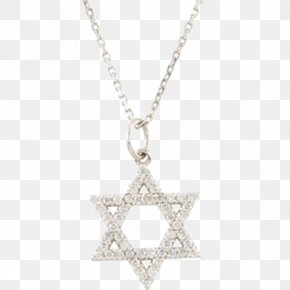Diamond Star - Earring Charms & Pendants Necklace Jewellery PNG