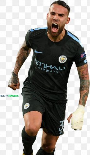 Football - Nicolás Otamendi 2018 World Cup Argentina National Football Team Manchester City F.C. Jersey PNG