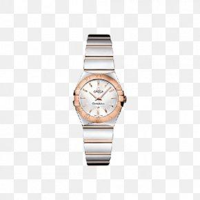 Rolex Watch Black Watch - Watch Omega SA Omega Seamaster Quartz Clock PNG