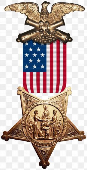 Medal - United States Revenue Cutter Service American Civil War Grand Army Of The Republic Medal PNG