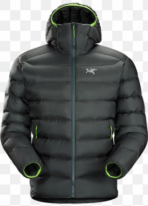 Arc'teryx - Hoodie T-shirt Arc'teryx Jacket Polar Fleece PNG