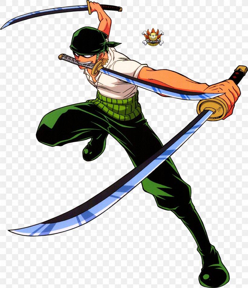Roronoa Zoro Monkey D. Luffy One Piece Treasure Cruise One Piece: Unlimited Adventure, PNG, 1377x1600px, Roronoa Zoro, Bartholomew Kuma, Character, Cold Weapon, Fictional Character Download Free