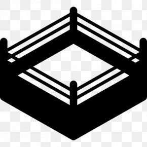 Wrestle - Boxing Rings Boxing Glove Punch Wrestling Ring PNG