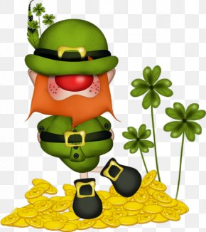 Saint Patrick's Day - Saint Patrick's Day 17 March Leprechaun Holiday Clip Art PNG