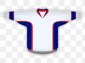 Hockey Jersey Clipart - T-shirt Hockey Jersey Ice Hockey Clip Art PNG