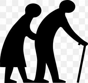 Old Couple - Old Age Maintenance And Welfare Of Parents And Senior Citizens Act, 2007 Aged Care Health Care PNG
