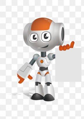 Vector Robot - Paper Robotics PNG