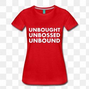 T-shirt - T-shirt Sleeve Neckline Crew Neck Woman PNG