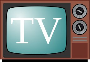 Transparent Television - Television Show PNG