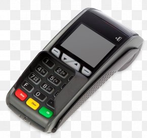 Point Of Sale - Feature Phone Mobile Phones Betaalautomaat Point Of Sale Payment PNG