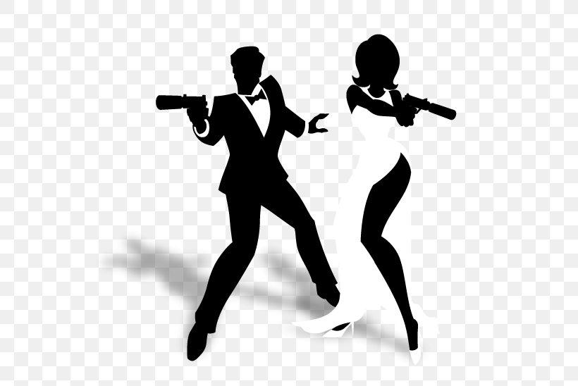 James Bond Theme Gun Barrel Sequence Silhouette Png