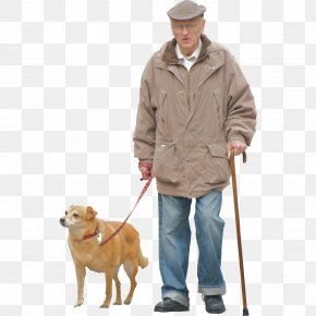Man And Dog Image PNG