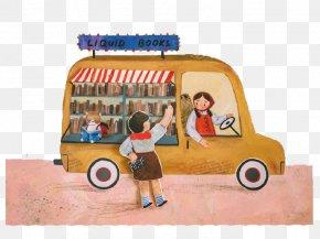Cartoon Car Library - Cartoon Library PNG