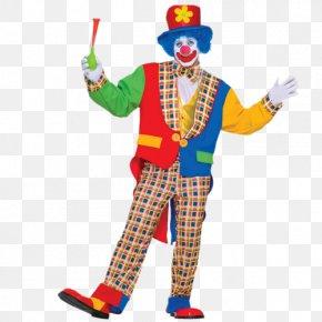 Clown - Halloween Costume Clown Clothing PNG