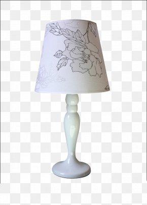 Free Pattern Table Lamp Creative Pull Material - Lamp Gratis PNG