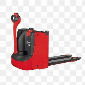 Linde Material Handling - N.C. Nielsen A / S Pallet Jack Forklift The Linde Group Material Handling PNG