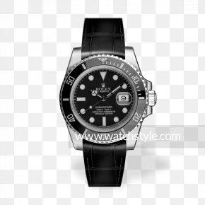 Rolex Submariner - Rolex Submariner Rolex GMT Master II Rolex Datejust Watch Strap PNG