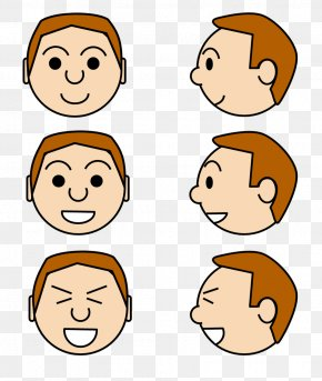 Face Expression Pictures - Facial Expression Laughter Clip Art PNG