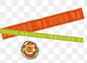 Button Fabric Ribbon - Textile Ribbon Button PNG