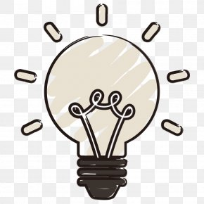 Light Bulb - Drawing Idea Photography Illustration PNG