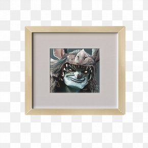 Wood Frame Decorative Painting - Picture Frame Wood Digital Photo Frame Painting PNG