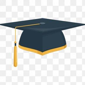 Academic Caps - Student Square Academic Cap Graduation Ceremony Clip Art PNG
