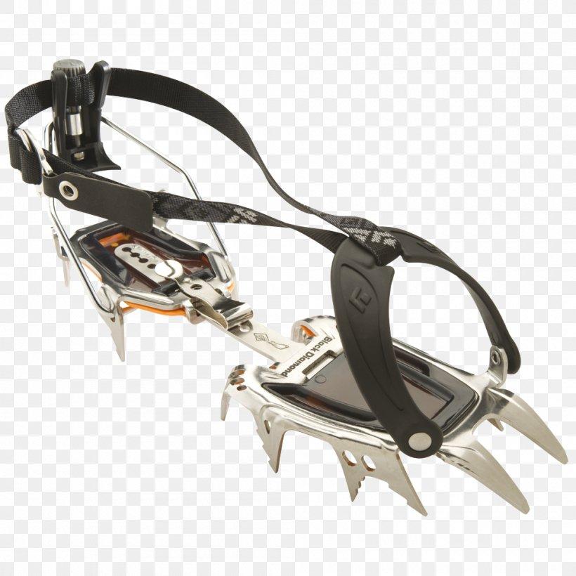 Crampons Black Diamond Equipment Ice Climbing Mixed Climbing, PNG, 1000x1000px, Crampons, Black Diamond Equipment, Climbing, Fashion Accessory, Grivel Download Free