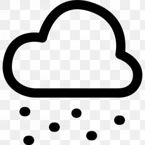 Rain - Rain Snow Cloud Clip Art PNG