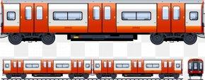 Train Cabin - Train Rapid Transit Rail Transport Passenger Car Locomotive PNG