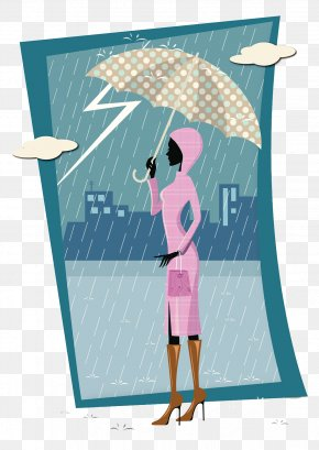 City Storms Bad Weather - Stock Photography Illustration PNG