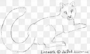 Kitten - Whiskers Kitten Drawing Cat Leopard PNG