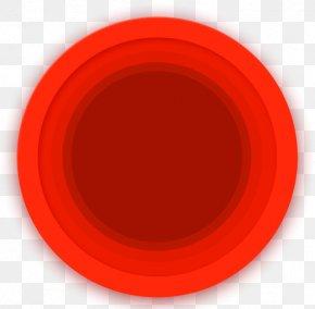 Circles - Red Circle Font PNG