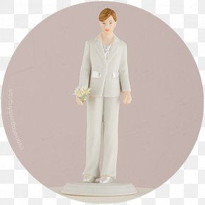 Wedding Cake - Suit Formal Wear Figurine STX IT20 RISK.5RV NR EO Clothing PNG