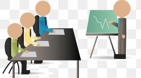 Project Presentation Meeting In FIG. - Graphic Design Illustration PNG