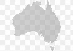 Australia Map Transparent - Australia Eucalyptus Kruseana Calytrix Tetragona Myrtle PNG