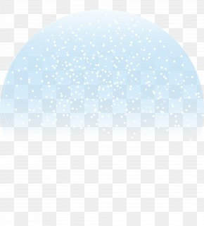 Blue Snow Background - Blue Snowflake PNG