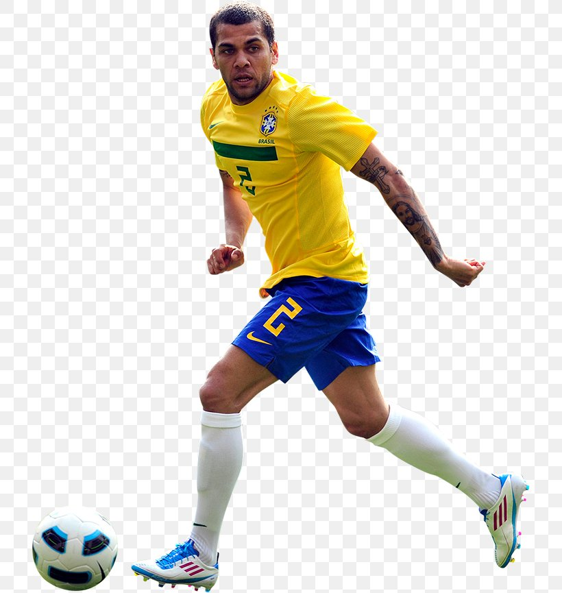 Brazil National Football Team 2014 FIFA World Cup La Liga, PNG, 727x865px, 2014 Fifa World Cup, Football, Athlete, Ball, Blue Download Free