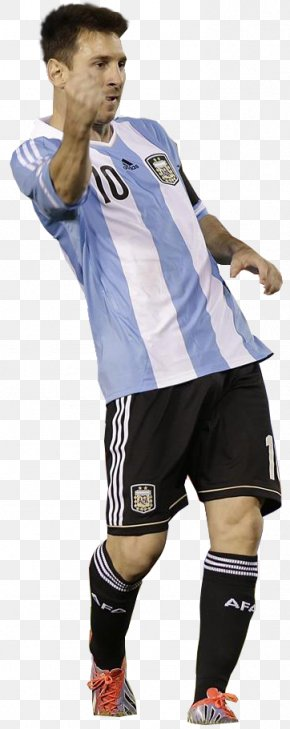 Seleccion Argentina - Lionel Messi Argentina National Football Team Jersey Sports Football Player PNG