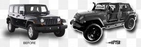 Jeep - Jeep Car Tire Vehicle Rim PNG