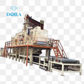 Factory Production Line - Particle Board Machine Industry Production Line Manufacturing PNG