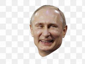 Facial - Vladimir Putin Smile Face Facial Expression PNG