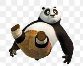 Kung-fu Panda - Po Master Shifu Giant Panda Kung Fu Panda DreamWorks Animation PNG