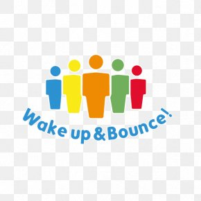 Wake Up - Logo Organization Human Behavior Brand Public Relations PNG