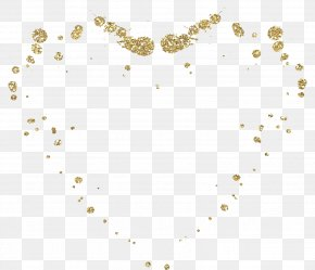 Love Gold Dots - Love Download PNG