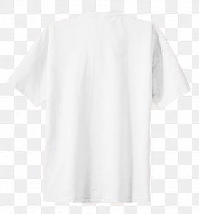 Back - T-shirt Sleeve Shoulder Collar Neck PNG