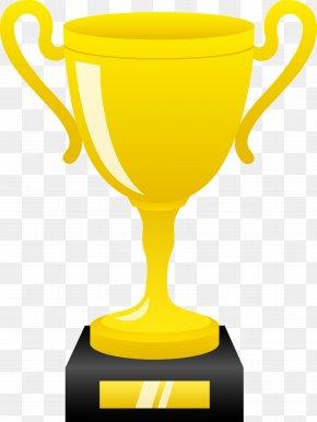 Trophy - Trophy Free Content Award Clip Art PNG