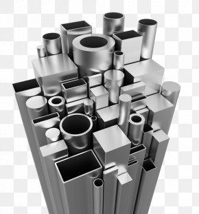 Steel Aluminium Metal Extrusion PNG