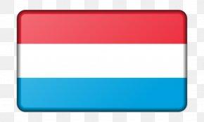 Flag - Flag Of Luxembourg Flag Of Uzbekistan National Flag PNG