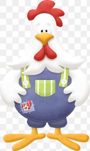 Chicken - Chicken Rooster Cartoon Clip Art PNG
